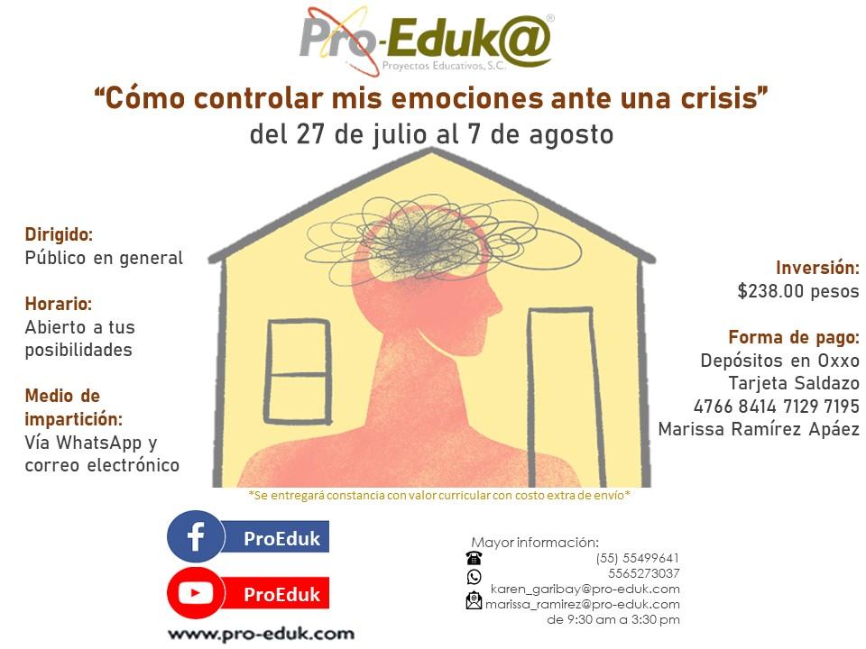cartel crisis julio-agosto